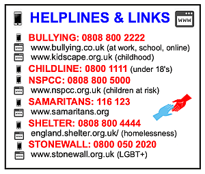Helplines and Links
