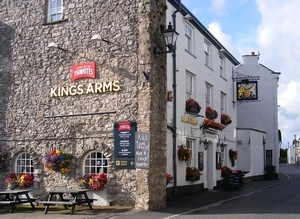 King's Arms Hotel, Burton-in-Kendal